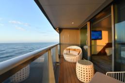 Ontwerp en inrichting balkon